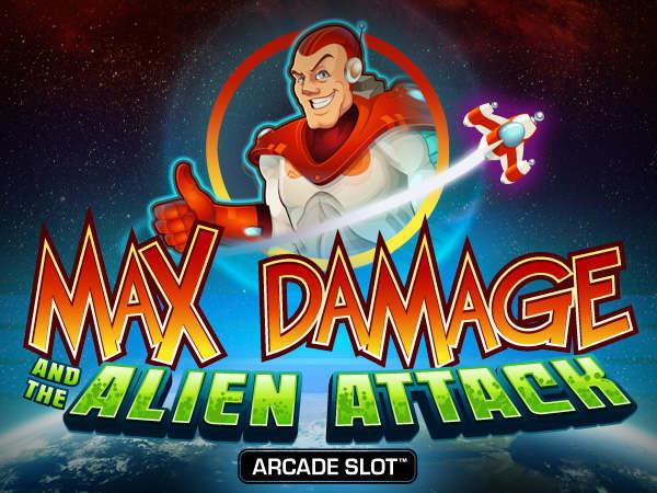 Max damage alien attack