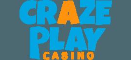CrazePlay uusimmat kasinot logo